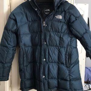 Classic North Face Coat in perfect condition
